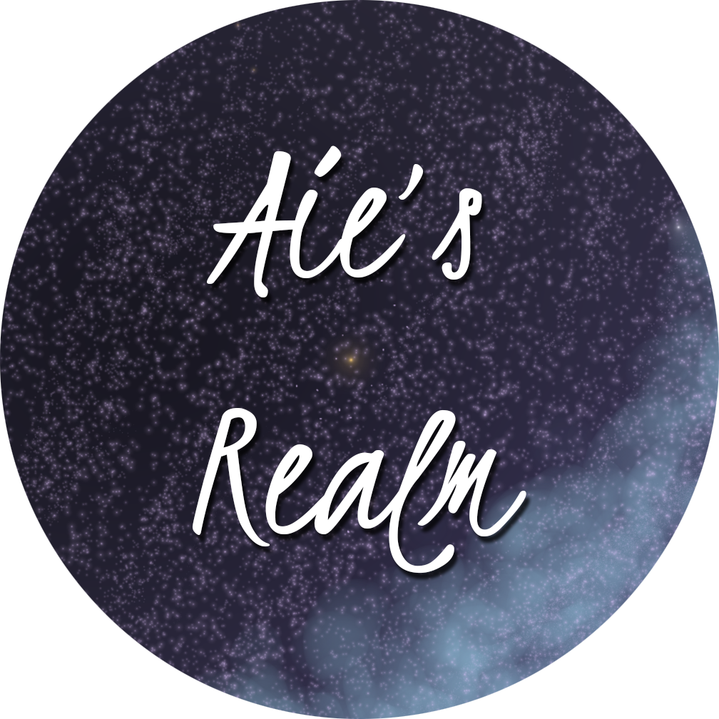 Aie's Realm icon (circle).